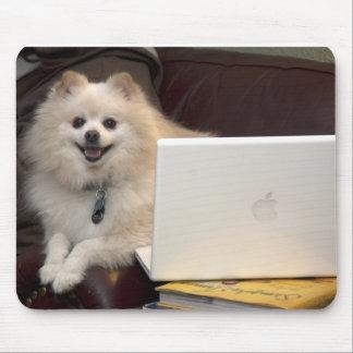 iMac Pomeranian Mouse Pad