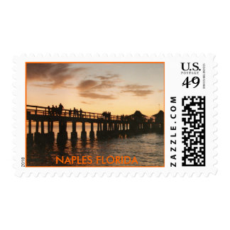 image0-8, NAPLES FLORIDA Postage Stamp