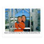 IMAGE1 (2), Sean y Keith que se divierten en Kotz Postales