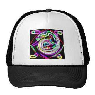 Image1  space trucker hat