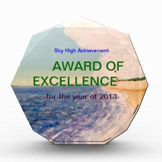 image (2) acrylic award