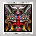 IMAGE# AHYBRID025 by Michael Yacono Poster