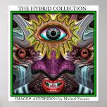 IMAGE# AHYBRID056 by Michael Yacono Poster