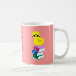 image_book angled stack, image_chick w glasses,... coffee mug
