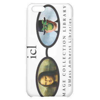 Image Collection Library iPhone 5C Cover