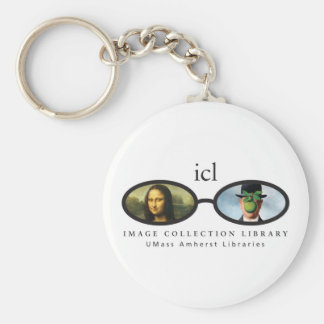 Image Collection Library Keychain