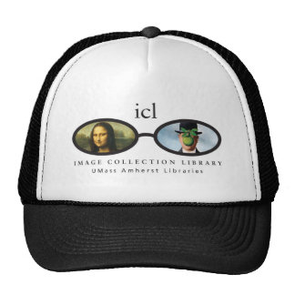 Image Collection Library Mesh Hat