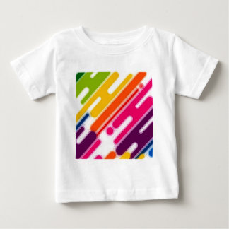image colorful scratches shirt