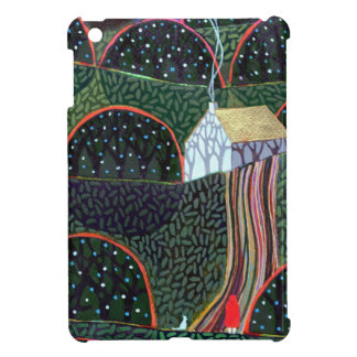 image from an original painting by Richard Friend iPad Mini Cover