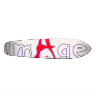 imAge glow Skateboard Deck