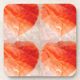 image heart sheet drink coaster