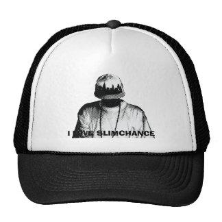 Image, I LOVE SLIMCHANCE Trucker Hat