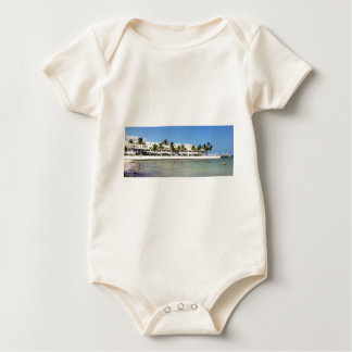 image.jpg Florida keys swimming Baby Bodysuit