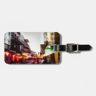 image.jpg New Orleans night life Bag Tags