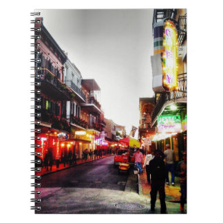 image.jpg New Orleans night life Note Book