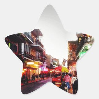 image.jpg New Orleans night life Star Sticker