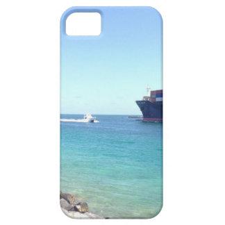 image.jpg south beach Miami Florida ocean and ship iPhone SE/5/5s Case