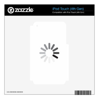 Image Loading iPod Touch 4G Decals