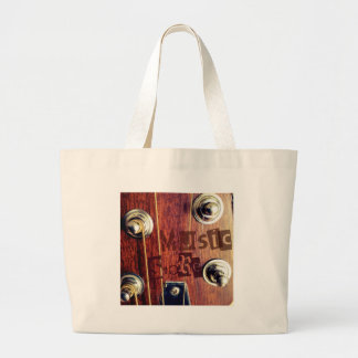 image Music Store Large Tote Bag