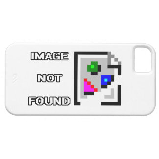 Image Not Found iPhone 5 Case