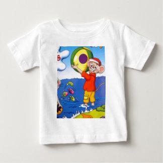 image of a ratinho baby T-Shirt