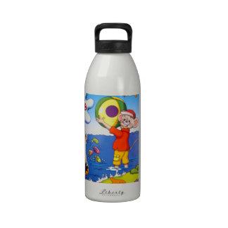 image of a ratinho reusable water bottles