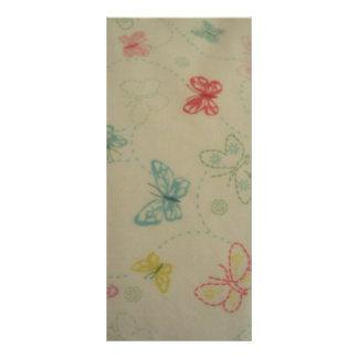 image of butterflies rack card