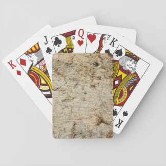 Image of Driftwood. Playing Cards