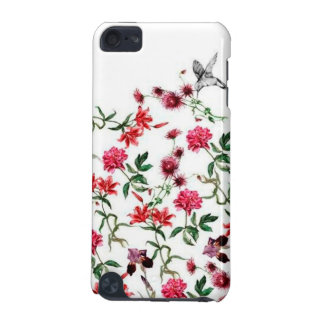 image of flowers and birds iPod touch (5th generation) case