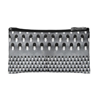 Image of Funny Cheese Grater Makeup Bag