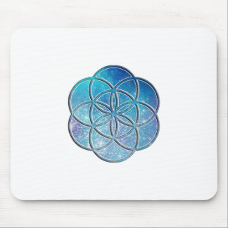 Image of number 7: the Seed of Life Mouse Pad