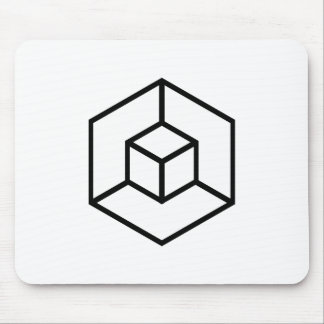 Image of number 9: Hypercube Mouse Pad