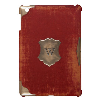 Image of Old Journal Cover Customizable iPad Mini Covers