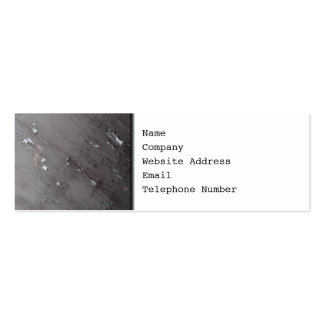 Image of Old Peeling Paint Business Card