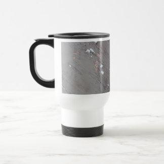 Image of Old Peeling Paint Mugs