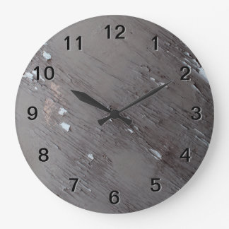 Image of Old Peeling Paint Wall Clocks