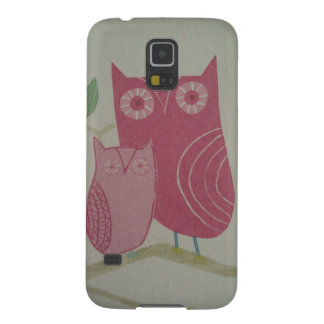 image of owls galaxy s5 cover