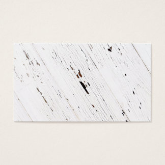 Image of Planks of Wood with Chipped Paint. Business Card