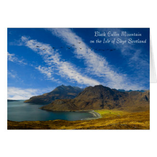 image of Scotland for greeting-card Card
