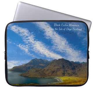 image of Scotland for Neoprene-Laptop-Sleeve Computer Sleeves