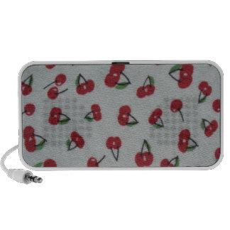 image of small cherries speaker
