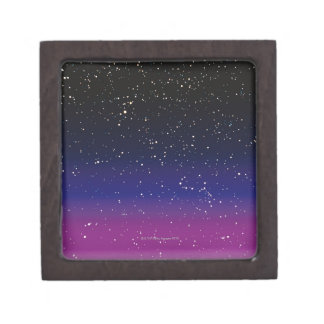 Image of Space Jewelry Box