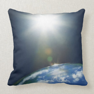 image of Space Throw Pillow