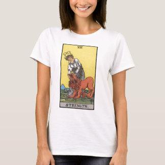 image of tarot strenght card T-Shirt