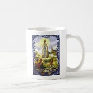 Image of the apparition Our Lady of Fatima Coffee Mug