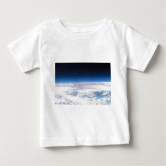 Image of the Exosphere of the Earth's Atmosphere Baby T-Shirt