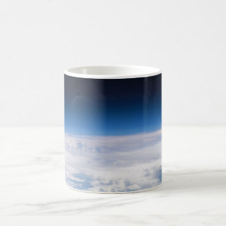 Image of the Exosphere of the Earth's Atmosphere Coffee Mug
