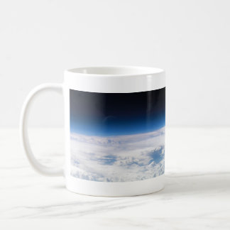 Image of the Exosphere of the Earth's Atmosphere Classic White Coffee Mug