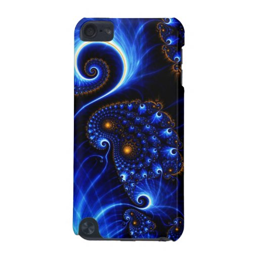 image of the fund of the sea iPod touch (5th generation) case