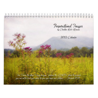 Image of the Great Smoky Mountains 2012 Calendar